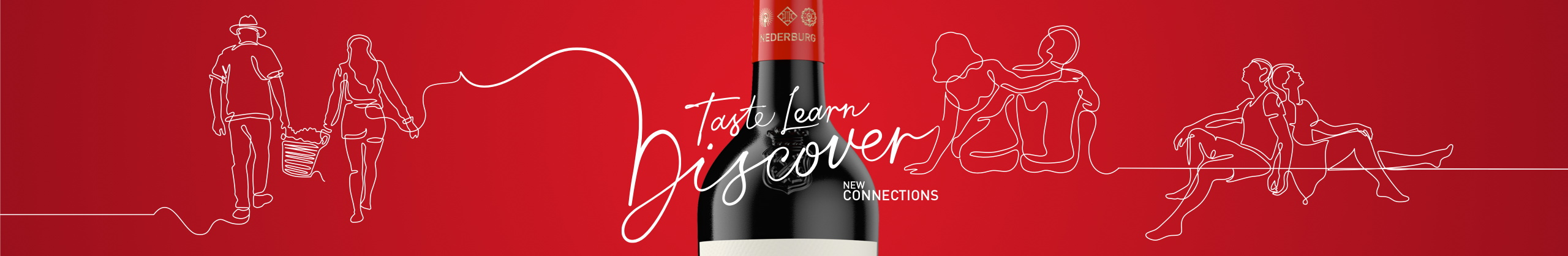 Taste Learn Discover - new connections