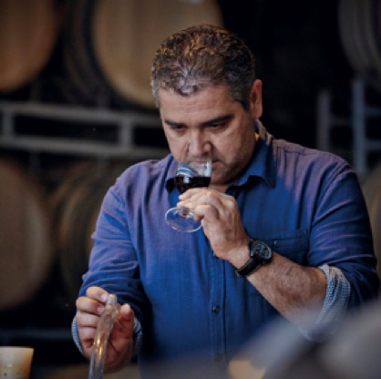 ROMANIAN WINEMAKER RAZVAN MACICI JOINS NEDERBURG AS CELLAR-MASTER