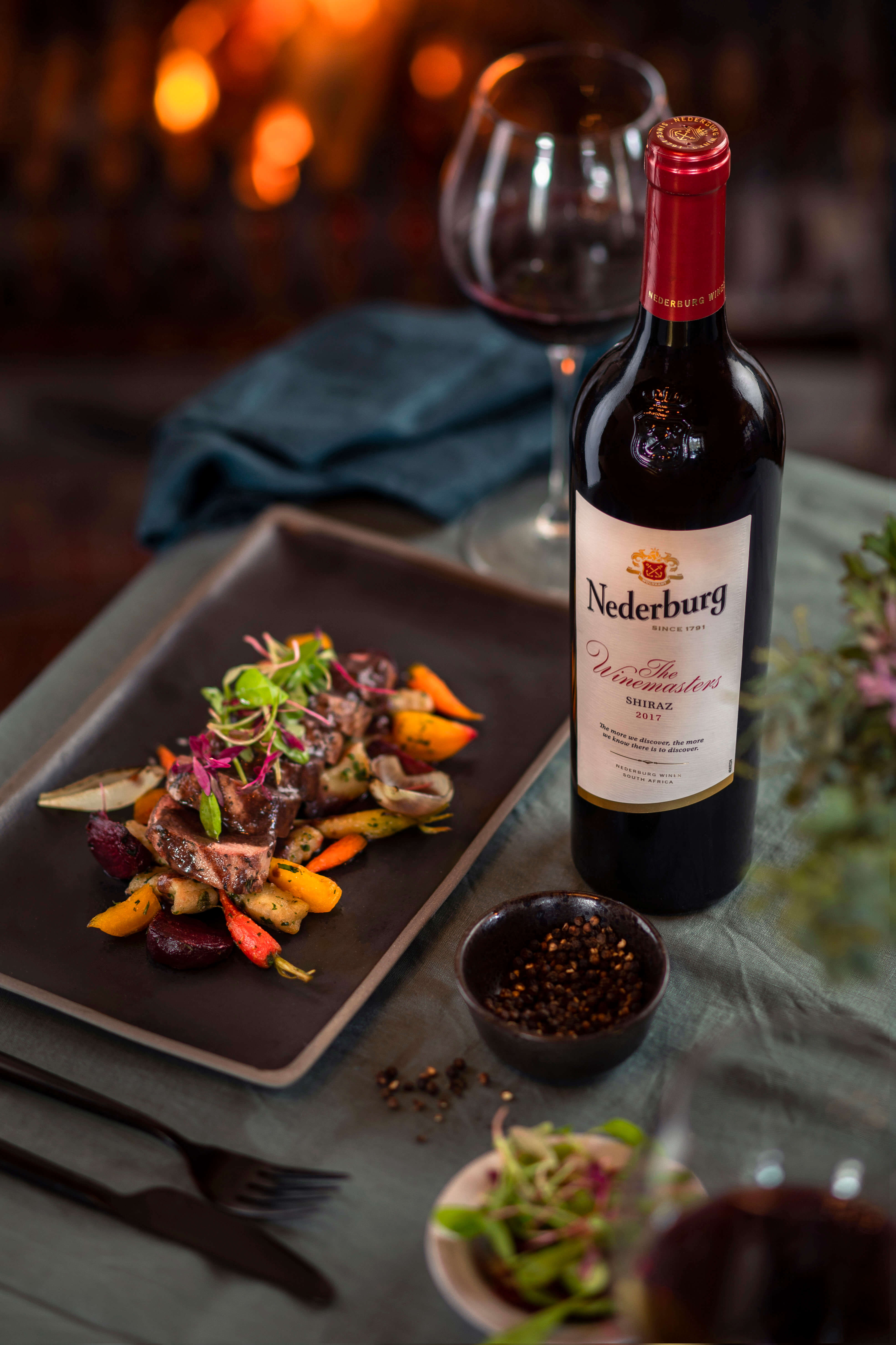 A BOUNTY OF SHIRAZ & VENISON AT NEDERBURG carousel image 3