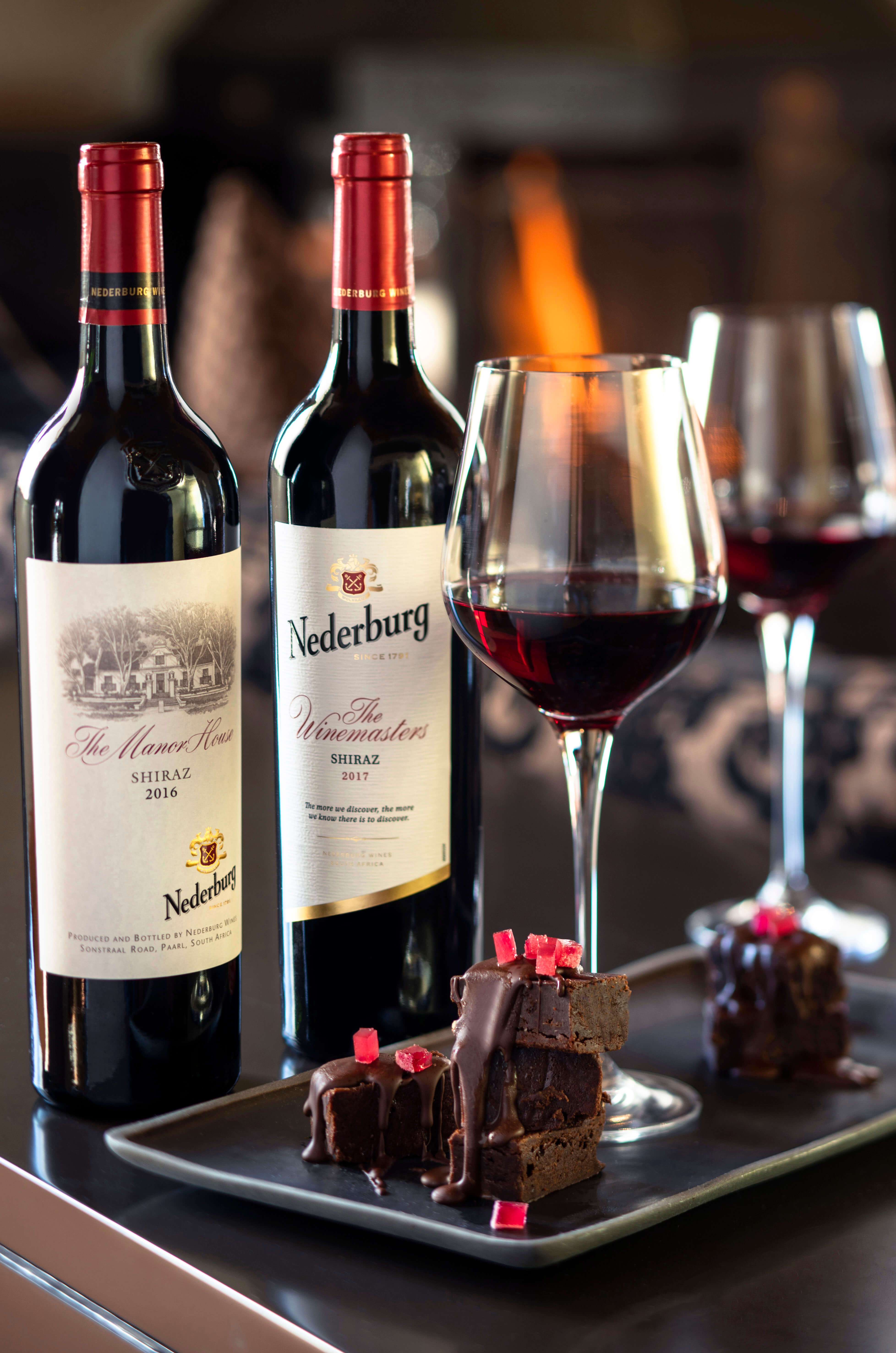 A BOUNTY OF SHIRAZ & VENISON AT NEDERBURG carousel image 4