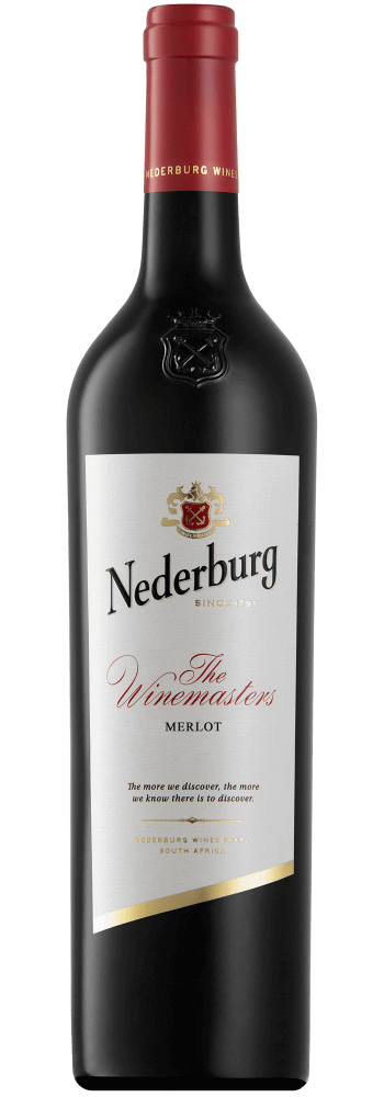 Winemasters Merlot | Nederburg