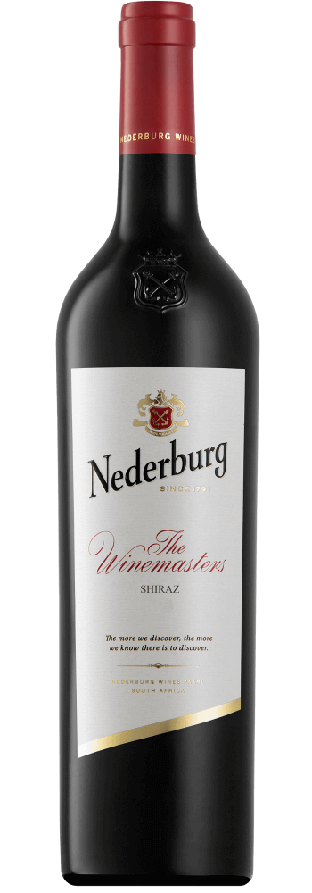 Winemasters Shiraz | Nederburg