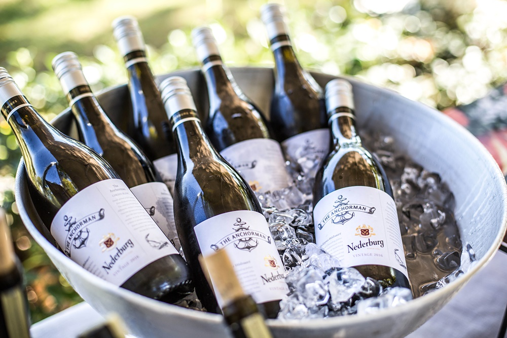 Celebrate #DrinkChenin Day with Nederburg's The Anchorman